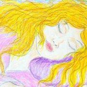 """спящая фея их стихотворения """"спи моя большеглазая фея"""""""