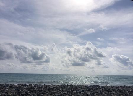 """Стихи про жизнь здесь и сейчас. """"Идеальный случай"""". Облака и море"""