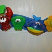 игрушки для ванной, igrushki dlya vannoj