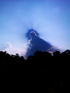 фигуры из облаков, figury iz oblakov