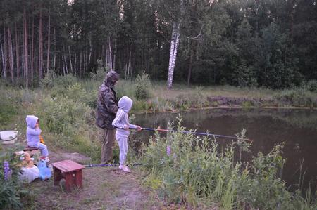 """детские стихи про рыбаков и рыбалку """"Мы сегодня рыбаки"""""""""""