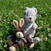 """Сказка про зайчика """"Надо быть готовым ко всему"""". Плюшевые зайцы"""