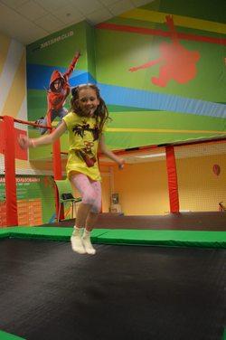 Что такое батутная арена? Вид спорта «прыжки на батуте». Прыжки на спортивном батуте вместо фитнеса. Прыгун Марина