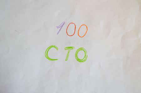 Запоминание чисел. Как научить ребёнка числам. Визуализируем числа от 1 до 100. Оборот