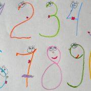 Запоминание цифр. Как писать цифры правильно или как запомнить цифры с ребёнком