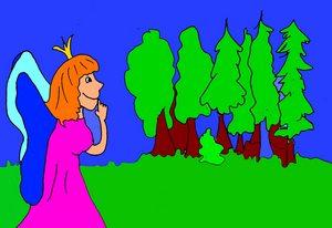Наша техника запоминания иностранных слов. Учимся весело! Продолжение. Карточки для запоминания английских слов. Page 2. fairy