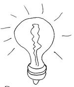 Как быстро и легко выучить стих наизусть с ребёнком лампочка