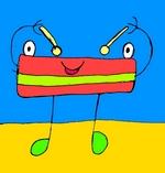Барабан детский рисунок