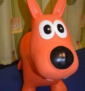 Детская сказка про собаку Брекса или поучительная сказка про домашних животных - Надувной пёс
