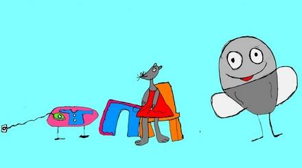 Смешные скороговорки для детей короткие и длинные. Скороговорка про мышку и мушку