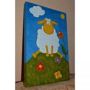 Картинки в детскую комнату. Купить картины для детской комнаты