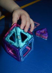 Магнитный конструктор Magformers - Наши отзывы. Магнитные игры для малышей