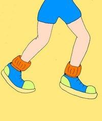 ноги картинка