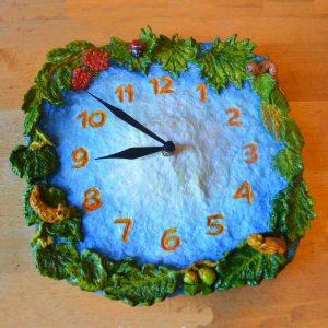 часы для детской комнаты для девочек