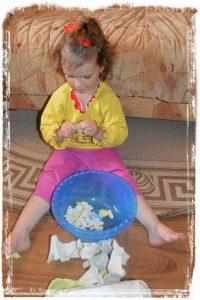 Масса папье-маше из яичных  лотков своими руками – наш рецепт