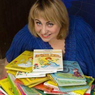 Татьяна Рик и книги