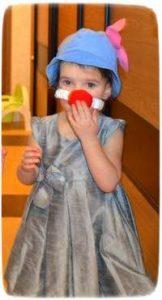 Как правильно чистить нос ребенку