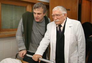 Владимир Потапов и Армен Джигарханян