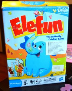игра слон и светлячки