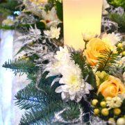свечки розочки свадьба иллюстрация к статье о том, как оригинально поздравить молодых