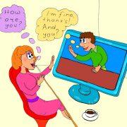 Изучение английского языка с нуля онлайн - иллюстрация к статье
