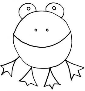 Как нарисовать лягушку просто
