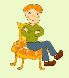 chair стул ассоциация карточка