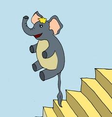 stairs карточка по английскому