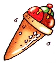 ice cream ассоциация