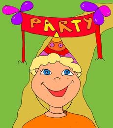 party вечеринка