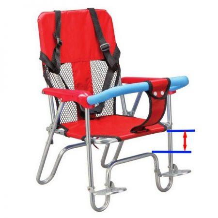 Кресло на багажник со стрелочками