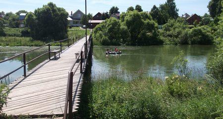 Детские стихи про мосты «Мостик, мост и маленький мосточек»