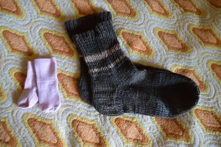 """Машина история про носки, которые куда-то растерялись. """"Носок"""""""