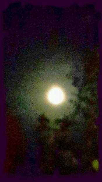 Загадочный стих о луне