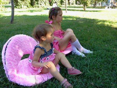Где погулять с ребёнком в Москве. Парк Баумана или Сад культуры и отдыха имени Баумана. Креслица