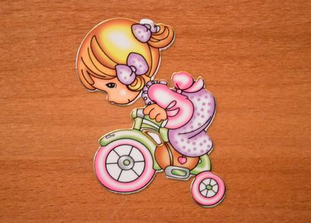 Двухколесная мечта ребенка или история про Велосипед