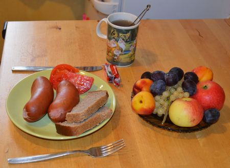 Самый вкусный завтрак