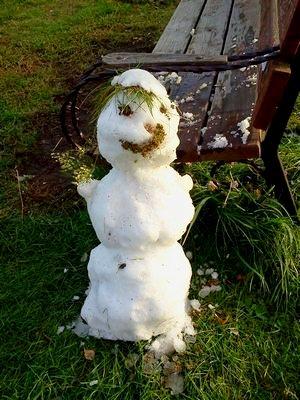 Забавная Аришкина сказка про снег, мороз и дом. Зачем нужен дом и мороз со снегом