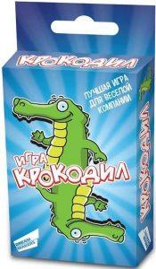 Игра крокодил - игра в ассоциации для взрослых