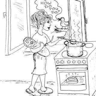 Как быстро выучить английский в домашних условиях иллюстрация к статье