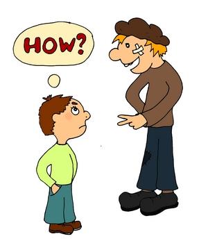 Ноw как выучить вопросительные слова по-английски ассоциативная методика